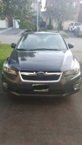 *Super low Mileage- 18330km* Subaru Impreza 2014 Sport package