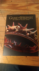 Game of Thrones: Season 2 @ $20 OBO