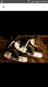 Easton mens skates size 7d