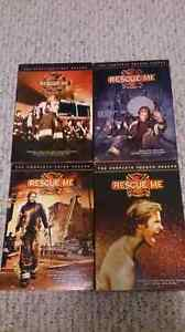 Rescue Me DVD seasons 1-4. Dennis Leary