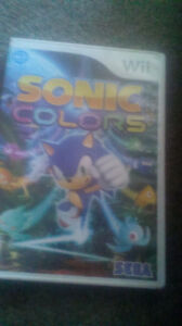 sonic color's