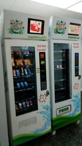 Max Healthy Vend - Combo Vending Machines