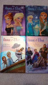 Frozen - Anna & Elsa Books 1-4