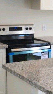 Whirlpool Electrical Stove (BRAND NEW)