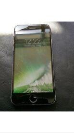 iPhone 6, EE network locked. Damaged. 64gb