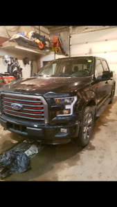 2016 F-150 limited edition sport