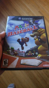 Gamecube   Super Mario Superstar Baseball
