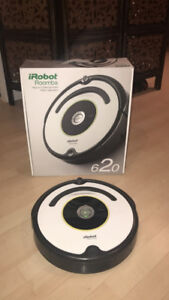 Selling Like-New iRobot Rooma 620