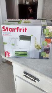 starfrit spiral slicer processor