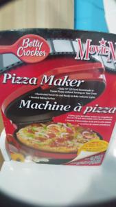 pizza maker new condition