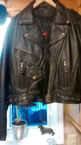 Ladies xl motorcycle jacket