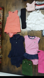 Fillette/girl lot 18-24m