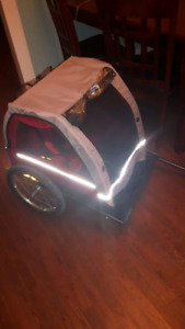 Child bicycle carrier / trailer