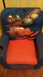 Kids couch Cars edition