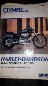 Sportster manuals