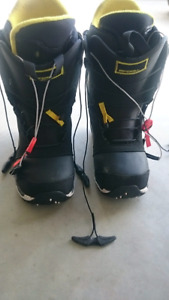 Snowboarding Boots Size 9 Burton Imperial for Men