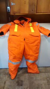 AGO industries Mens Insulated Coveralls