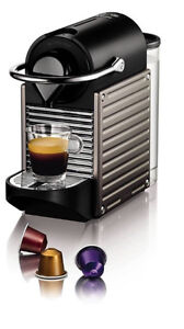 Nespresso pixie (unopened box)
