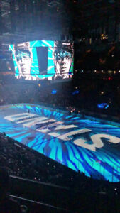 MAPLE LEAFS PLAYOFF TICKETS HOME GAME 3 SUN APRIL 21ST GREENS