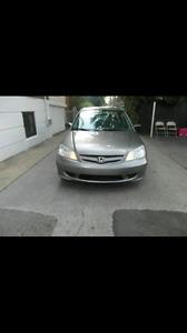 Honda civic spécial édition 2004