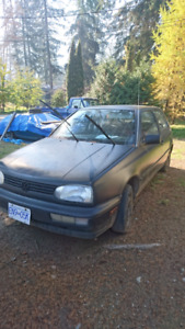 1995 VW Golf and 1997 Frd F150 4X4 Swap trade