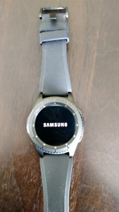 Mint condition Samsung Gear S3 Frontier. $360