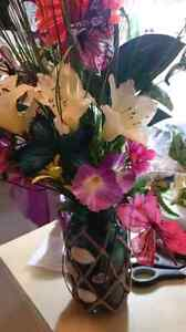 Silk Flower Arrangements by Lisa Strathcona County Edmonton Area image 1