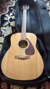 well cared for acoustic with case
