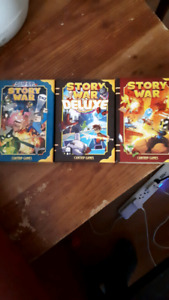 Story Wars Tabletop Game