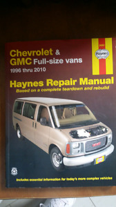 I am selling manual for Chevrolet and gmc from 1996-2010