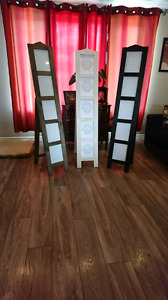 NEW!!!  Stand up picture frames