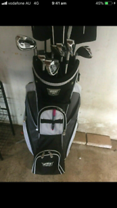 MENS PGF GOLF SET GREAT condition