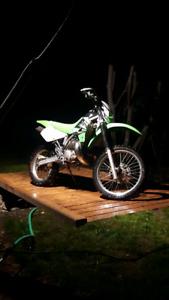 Kawasaki KDX220R