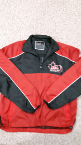 Men's Courses Light slow pitch jacket in new condition.  Size la