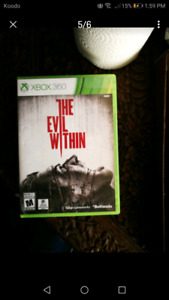 Video games for Xbox and ps3