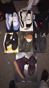 Adidas/Jordan/Nike