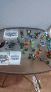 lot of skylander stuff