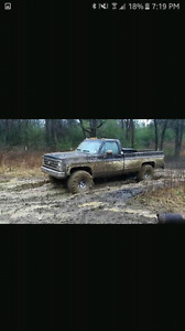 Looking for chevy/gmc truck