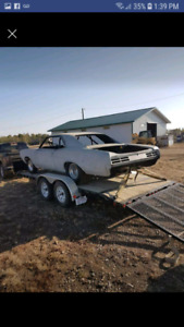 1967 gto roller could be street legal