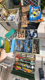 Tools, tool boxes and more