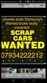 West yorkshire all scrap cars and vans bought fir cash