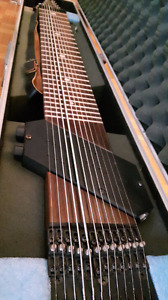 Grand Stick 12 String Chapman Stick solid rosewood