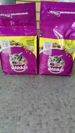 Free kitten food