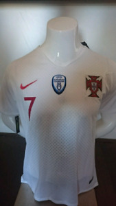 2018 Portugal World Cup Away Jersey!  Euro champions patch!!