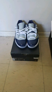 I am Looking for jordan 11 low georgetown