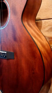 CORT Mahogany Acoustic Electric Guitar for sale - LIKE NEW !!!