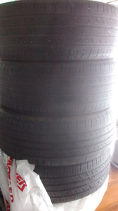195 50 16 Hankook all season tires