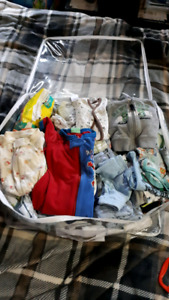 Large Baby boy clothes lot