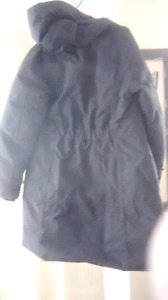 Ladies large 3/4 length North Face parka