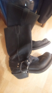 Canada West bike boots